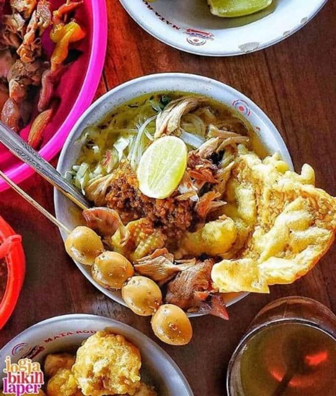 7 Rekomendasi Kuliner Enak Dan Murah Dekat Stasiun Lempuyangan Jogja
