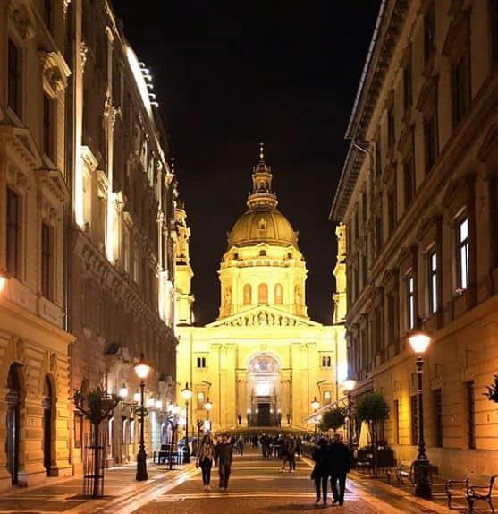 wisata terbaik budapest