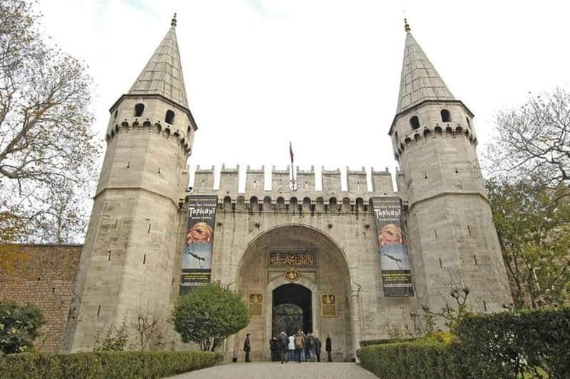 istana besar dunia