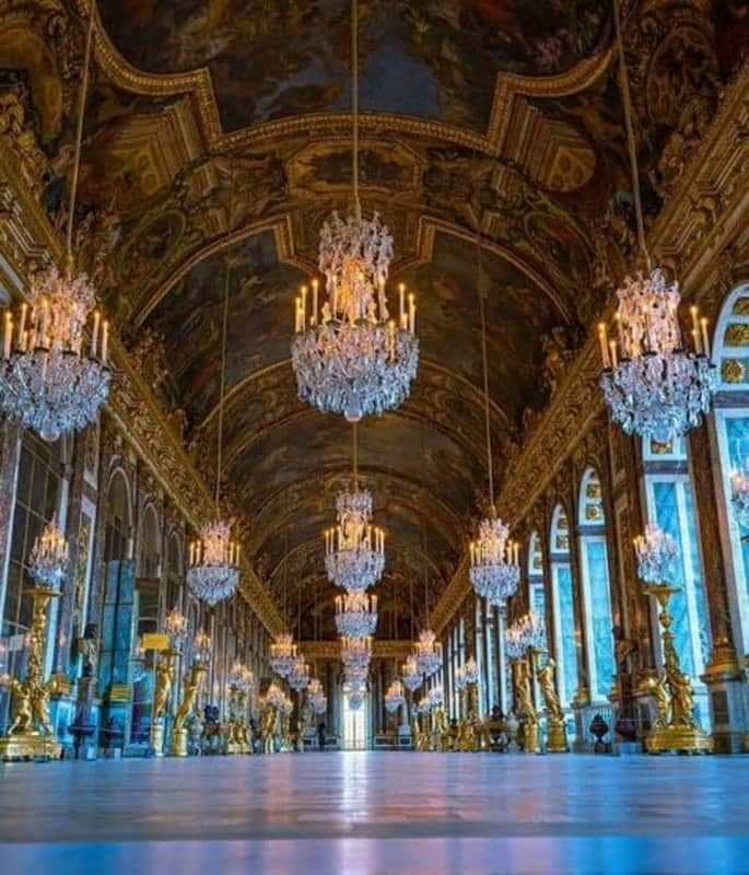 istana terbesar di dunia