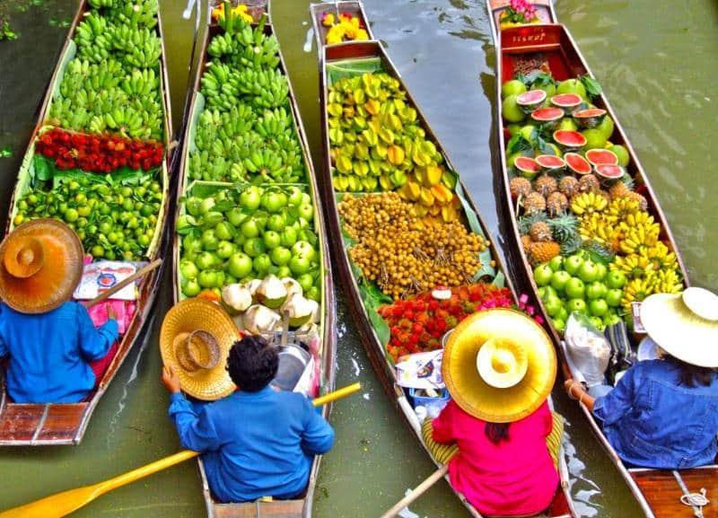 wisata kuliner di thailand