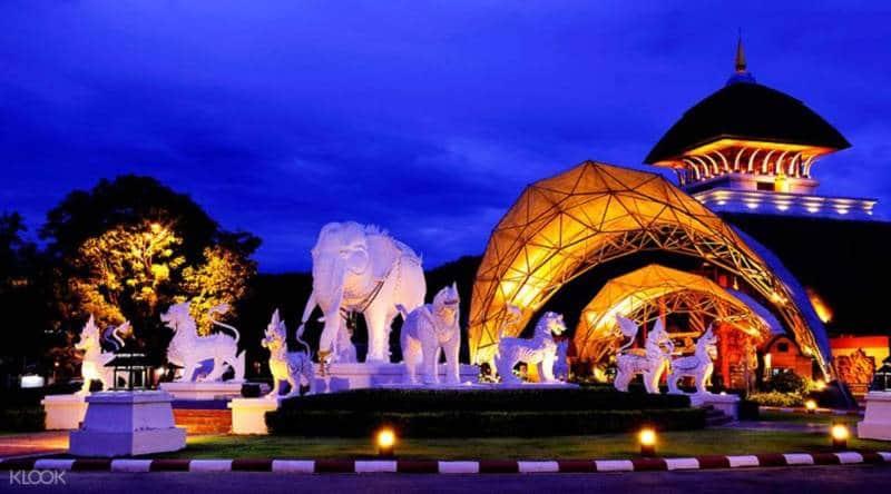 Chiang Mai touris destiantion