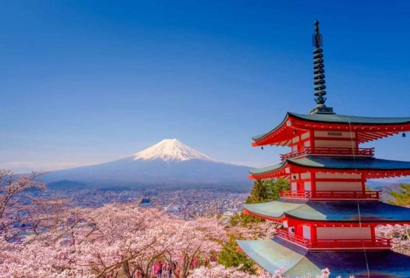 negara indah di Asia