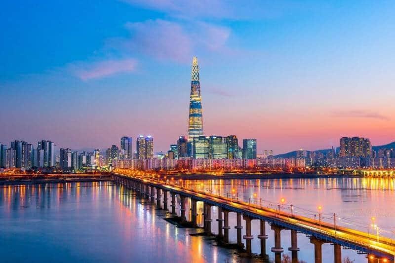 negara terindah di Asia