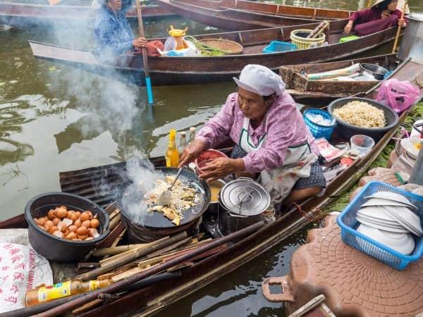 makanan kha Thailand