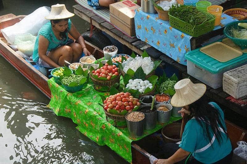 kuliner khas Thailand