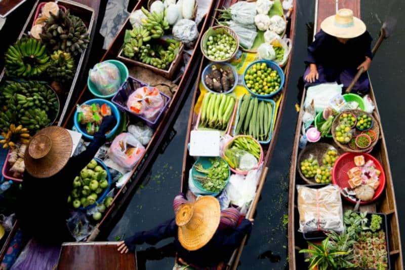 Kuliner wajib coba di thailand