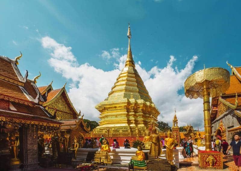 wisata Chiang Mai