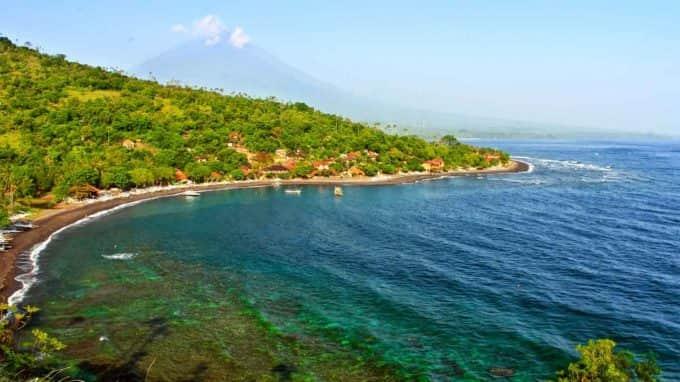 destinasi wisata menarik di karangasem bali