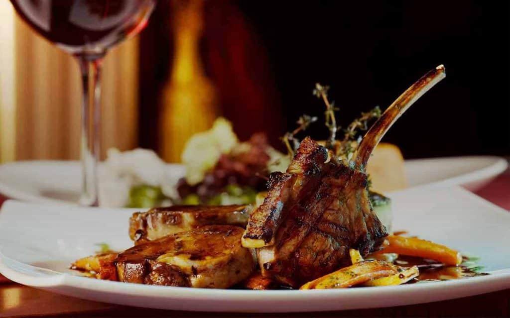kuliner di Grand bazar Turki