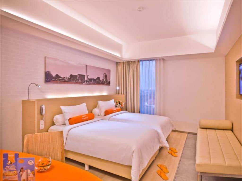 bisnis hotel terbaik di Surabaya