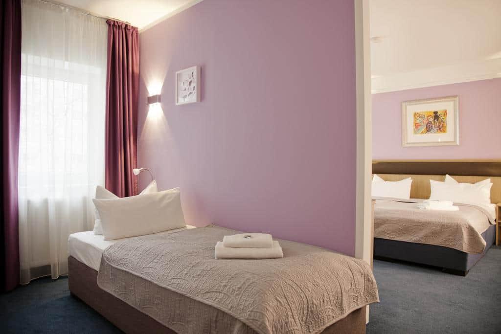 hotel nikolai residence berlin
