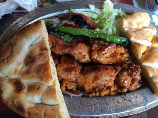 kuliner lezat di Grand Bazaar