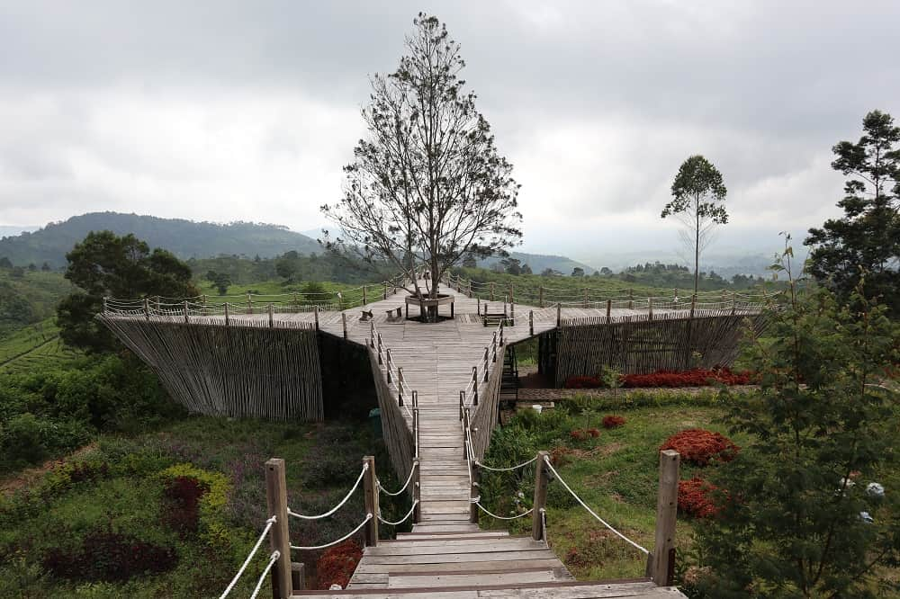 tempat wisata di Ciwidey