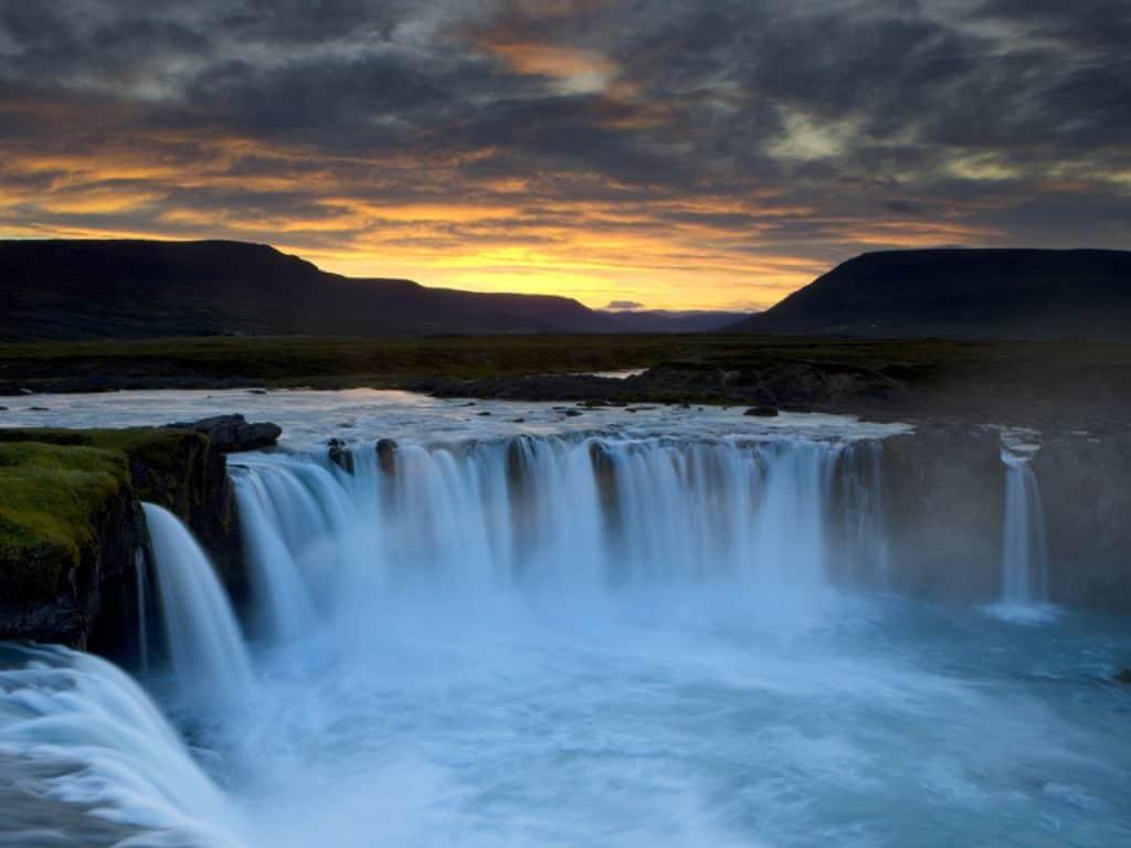 wisata alam islandia