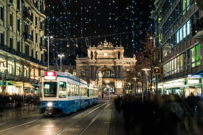 Tempat Wisata di Zurich