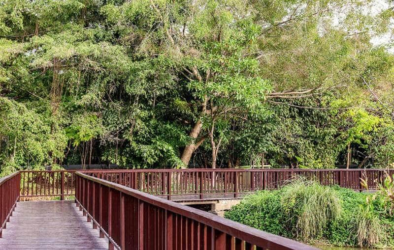 wisata gratis di bangkok