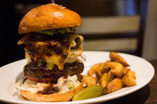burger lezat di dunia