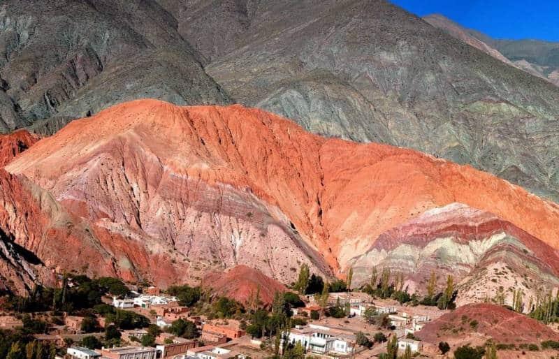 cerro de los siete colorles