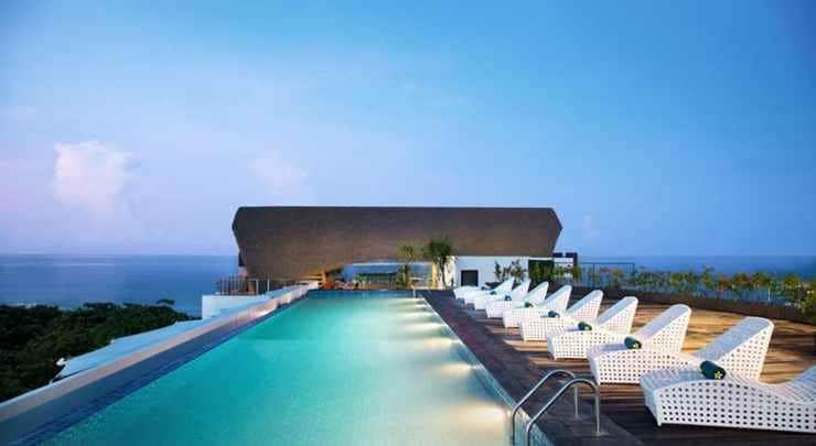 Rekomendasi Hotel Murah dan nyaman dengan Infinity Pool di Bali
