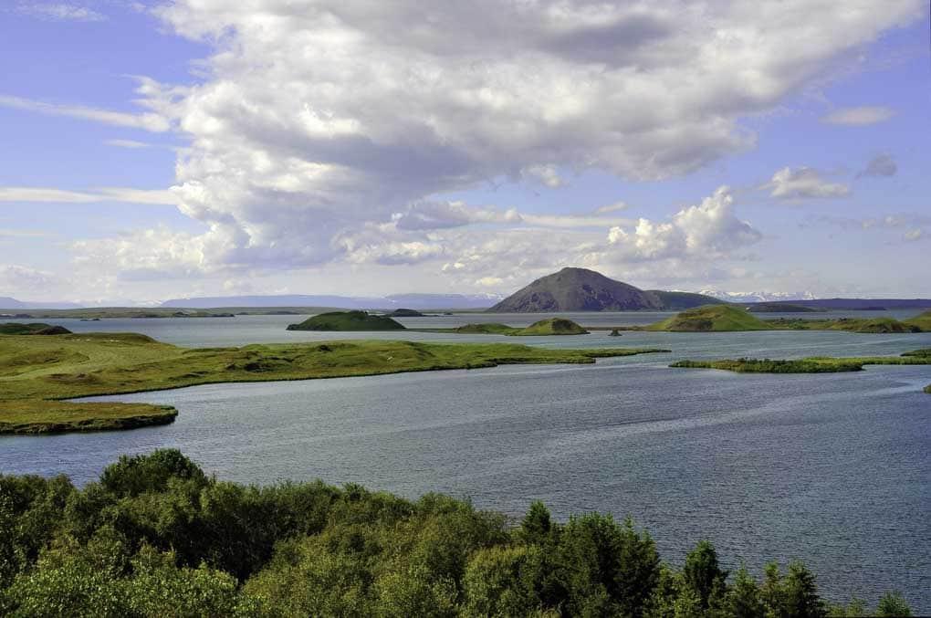 wisata alam di islandia