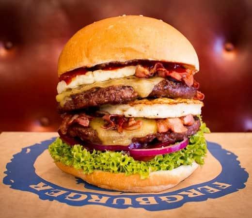 burger paling enak di dunia