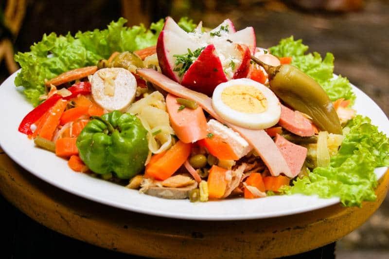 fiambre salad