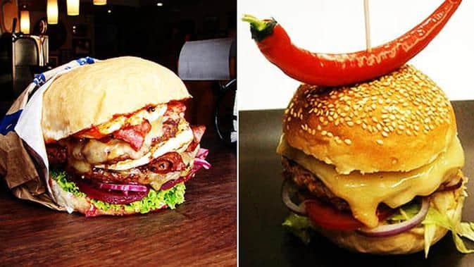 burger terlezat di dunia