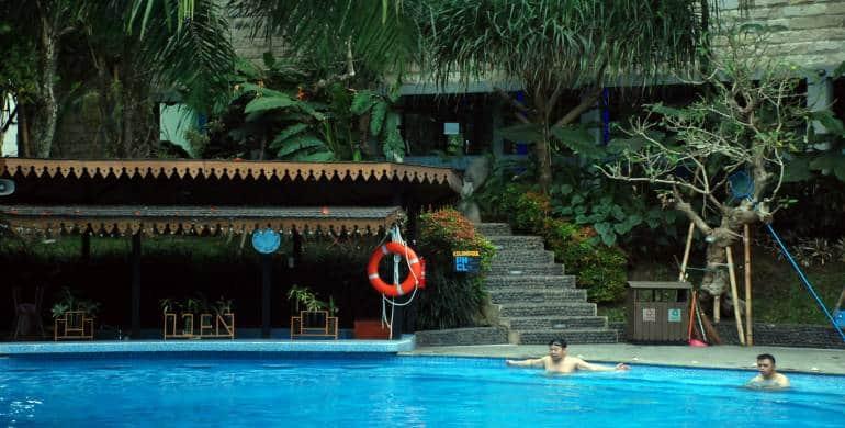ijen suites resort