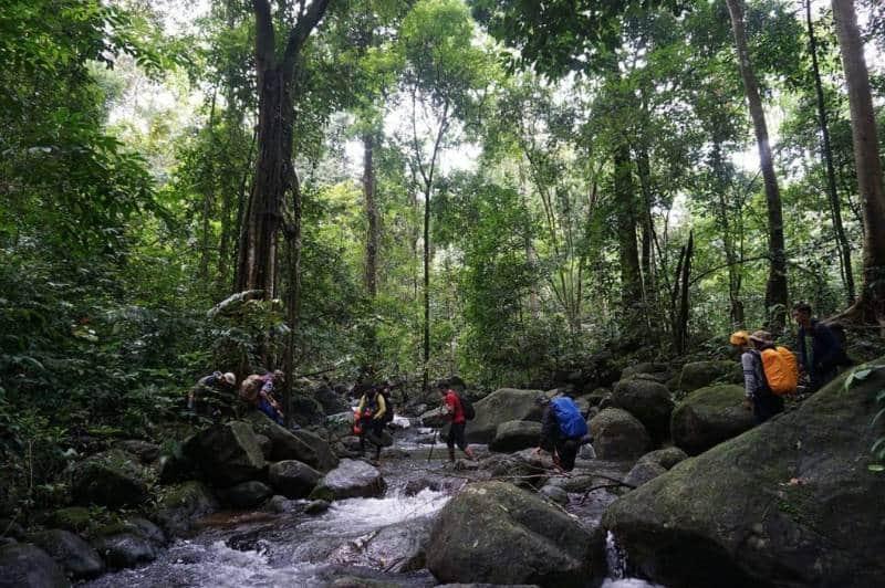 lembah di Indonesia