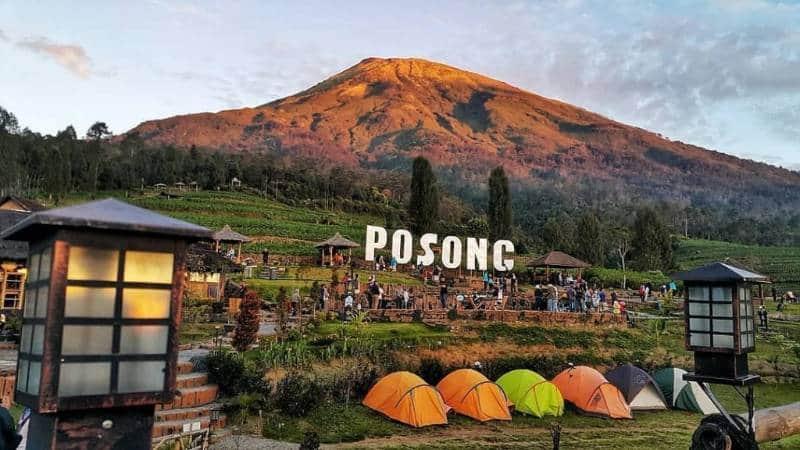 lembah indah di indonesia
