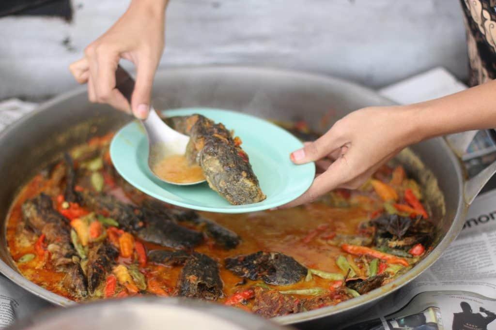 mangut lele paling enak di Jogya