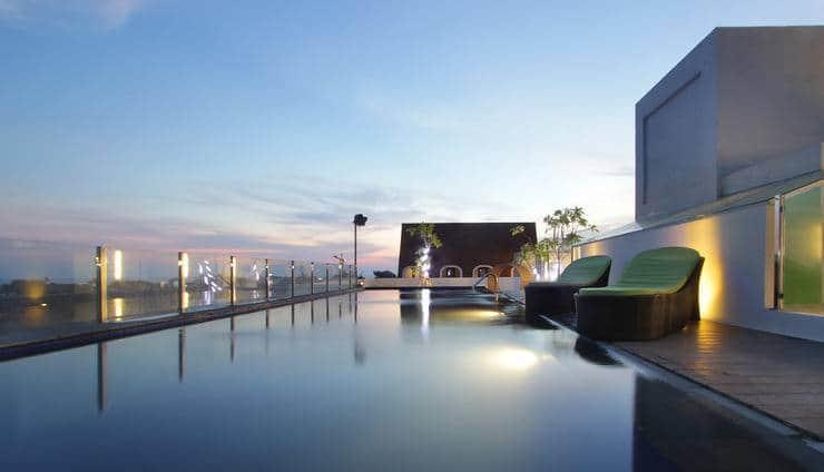 max one hotel bukit jimbaran bali