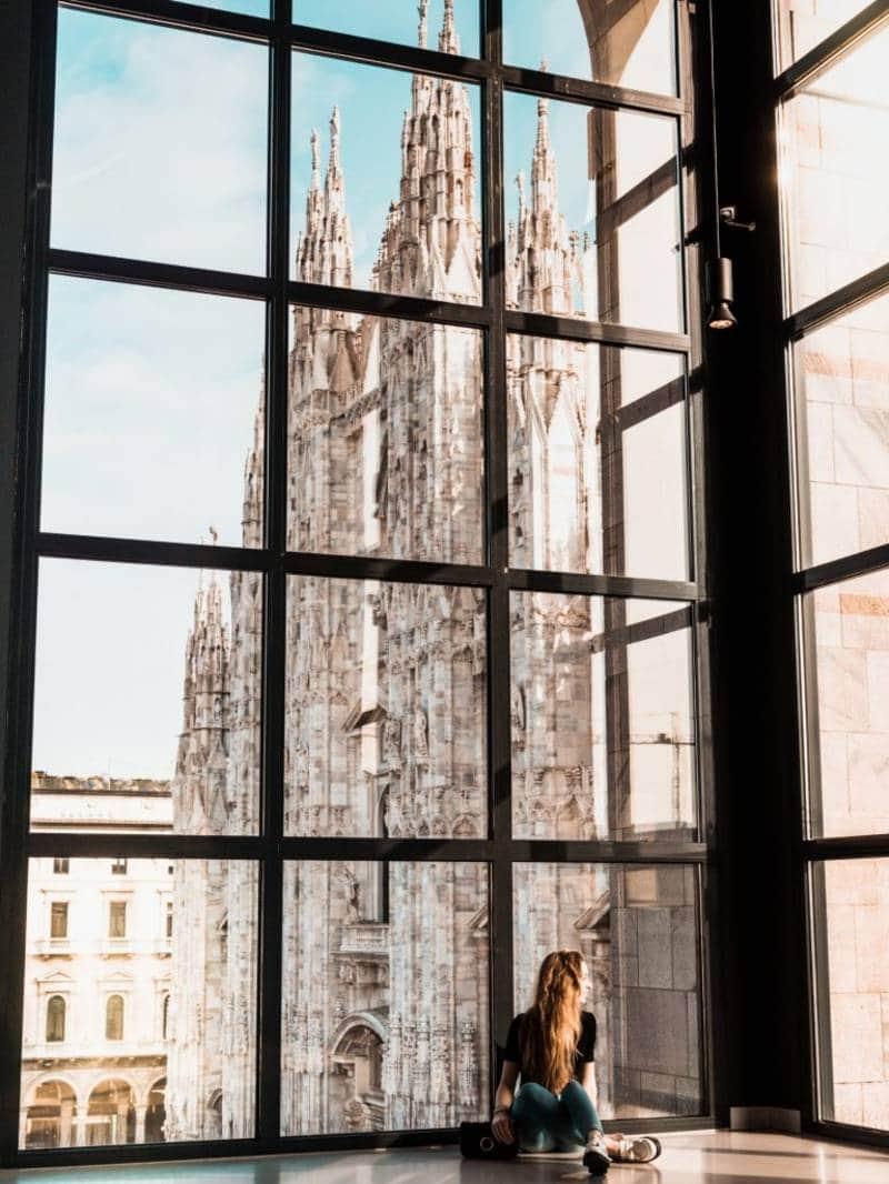 wisata menarik di Milan