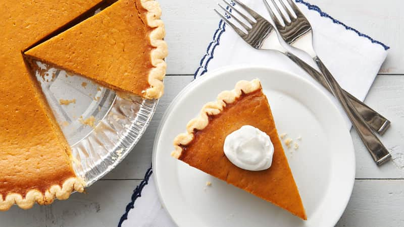 Pie manis paling enak di dunia