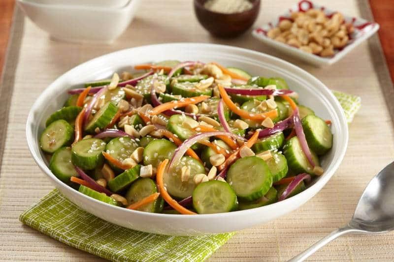 salad jepang
