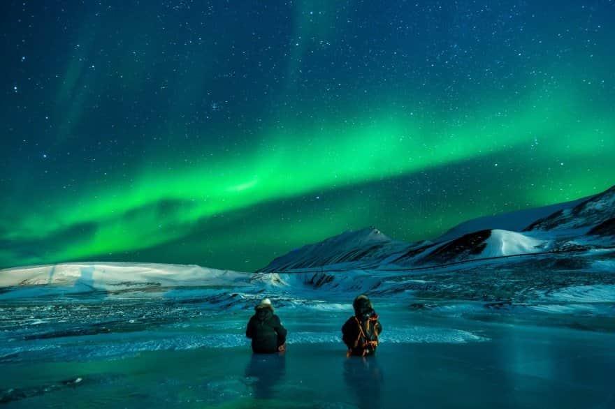 wisata alam norwegia