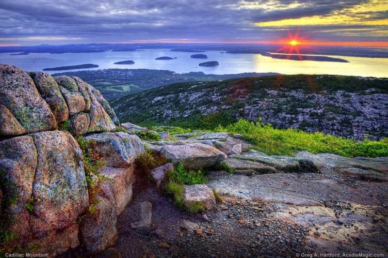 taman nasional terindah di Amerika