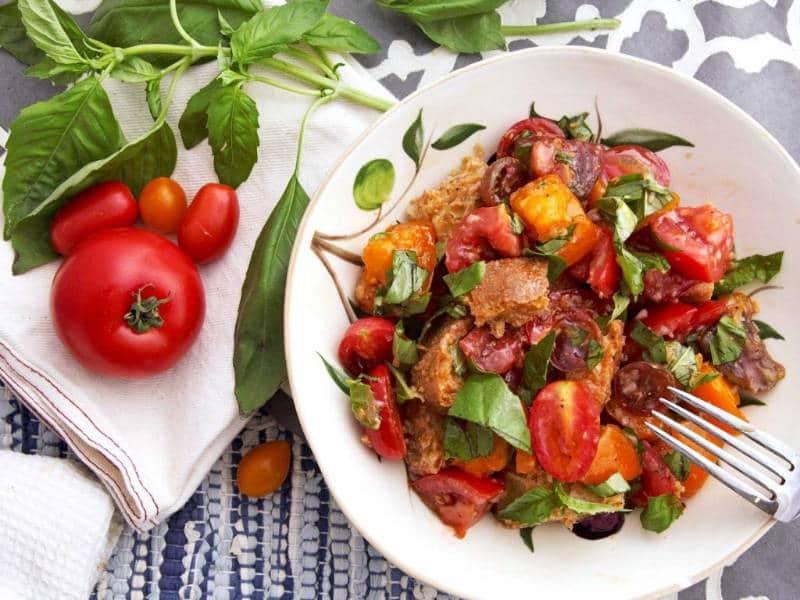 tuscan panzanella