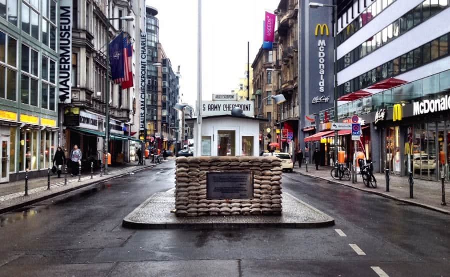 . Checkpoint Charlie