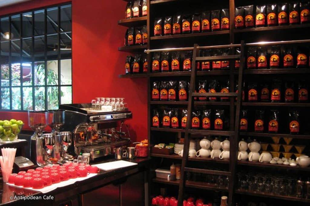 Cafe Hits di Kuala Lumpur