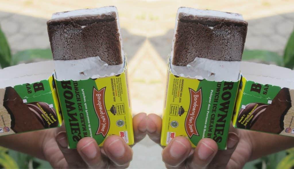 bandoeng van java ice cream