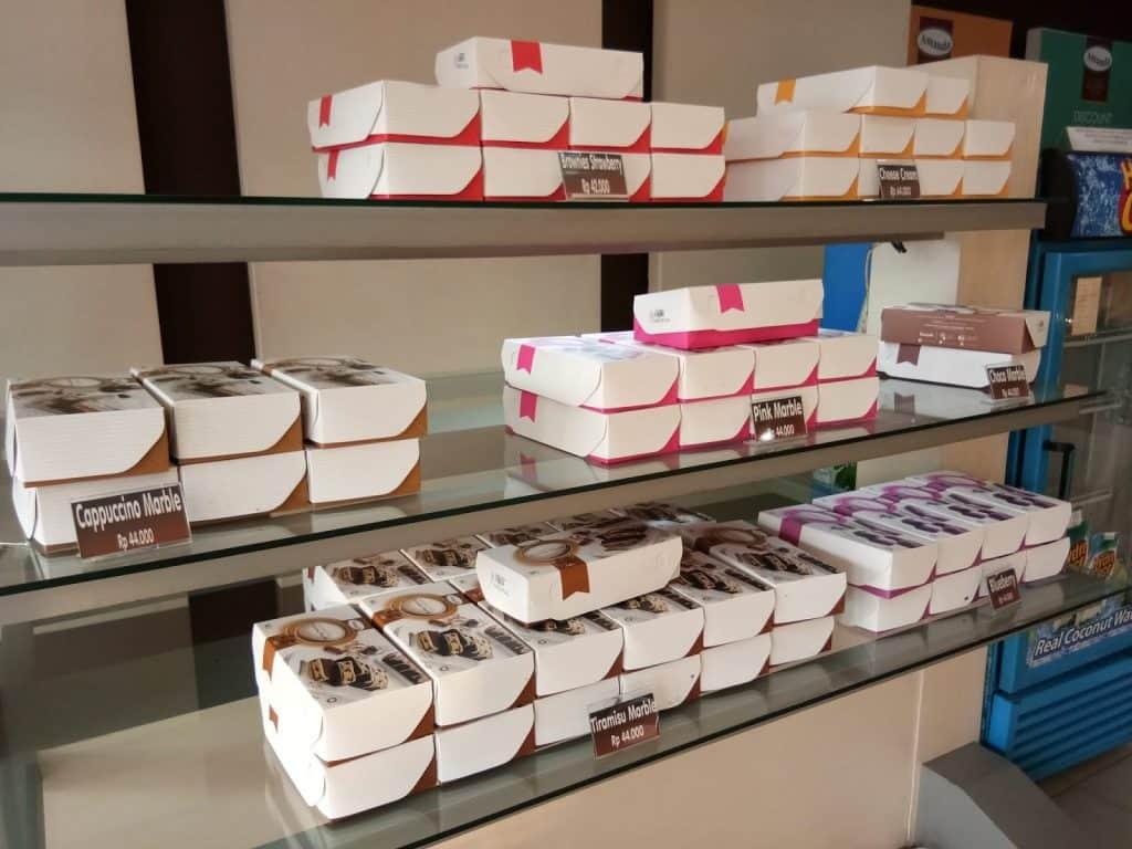 toko kue terkenal di bandung