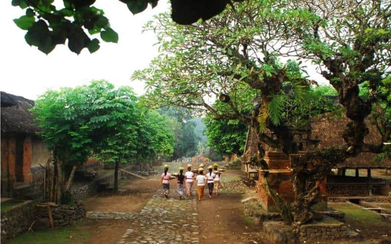 Desa Adat terkenal di Bali