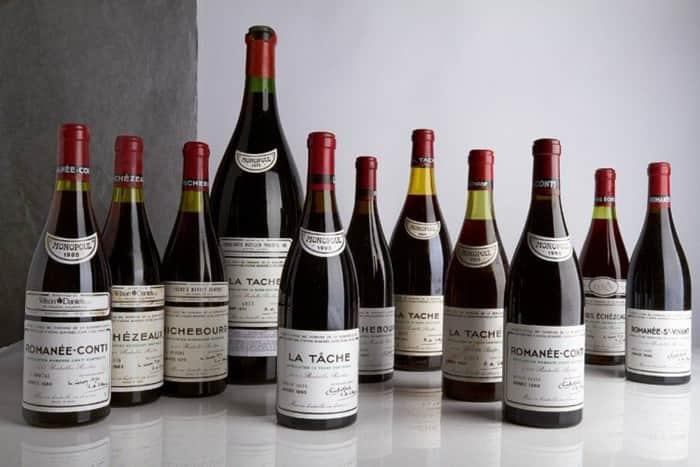 wine paling mahal di dunia