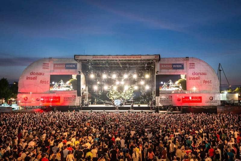 festival musik terkeran di dunia