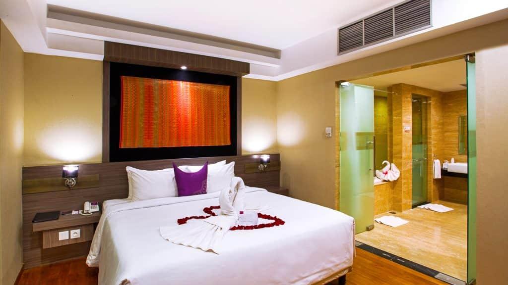 hotel budget yang nyaman  di padang