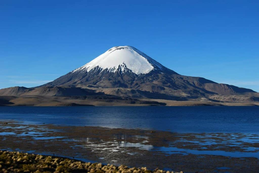 gunung api lascar
