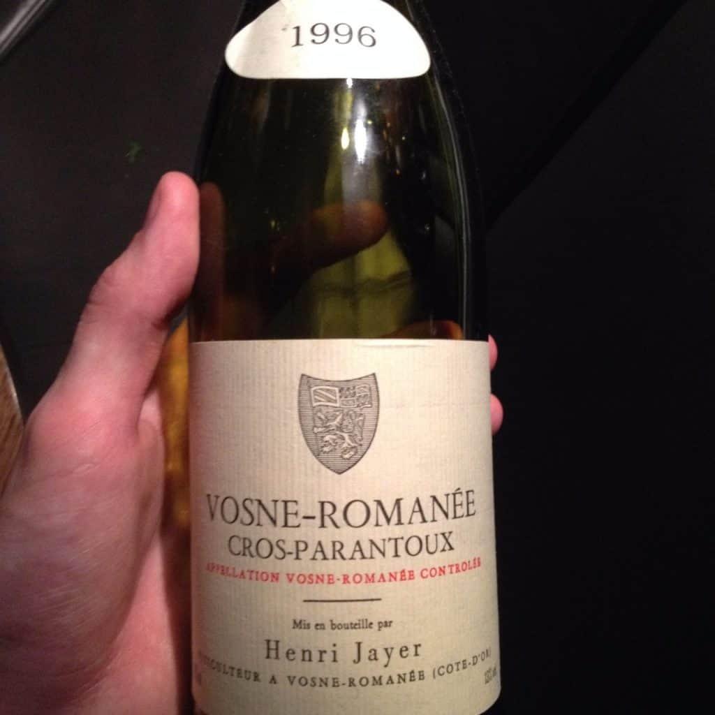 anggur merah termanal di dunia