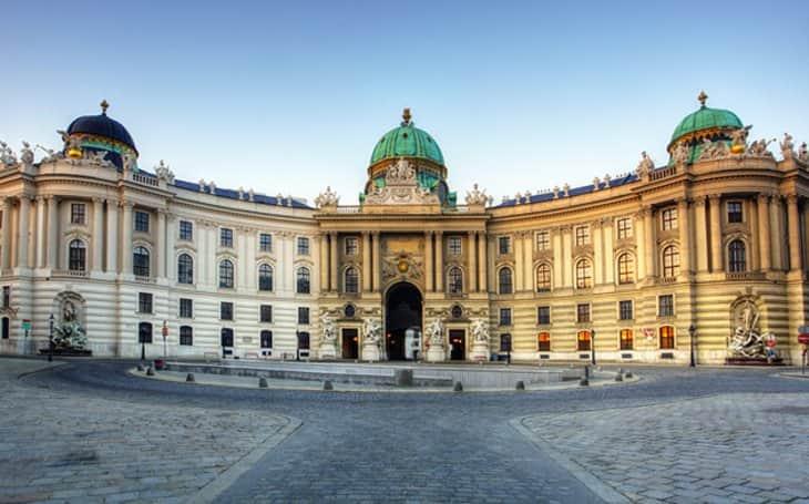 istana kepresidenan terkenal